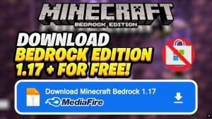 minecraft bedrock edition free download
